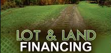 Lot & Land Financing